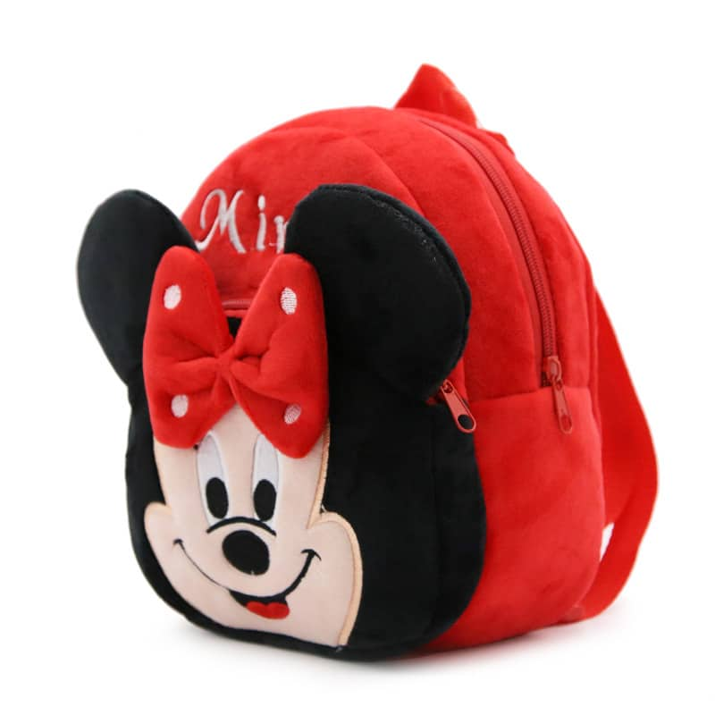 prețuri grozave disponibilitate Marea Britanie Regatul Unit Ghiozdan din plus Minnie Mouse - Best Toys - Ghiozdan gradinita